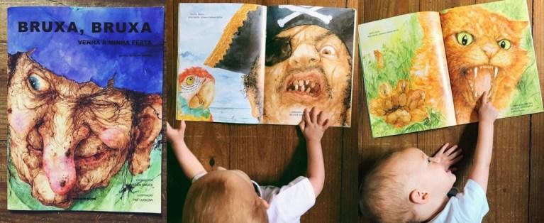 Livro Infantil, ler para uma criança