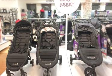 Carrinhos de bebê City Mini Baby Jogger
