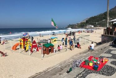 Programa infantil no Rio de Janeiro