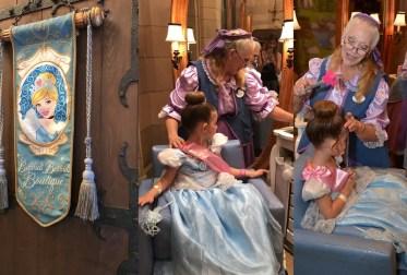 Dia de princesa na Disney