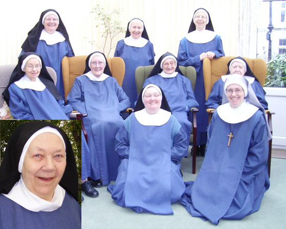 Sisters of Bethany, group photo, 2007