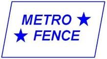 Metro Fence 2012 Logo