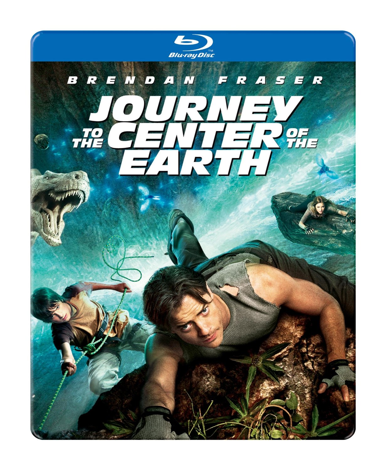 Journey To The Center Of The Earth Steelbook Packaging Blu Ray Only 9 99 Reg 24 98