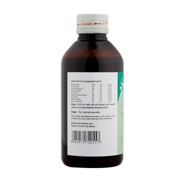 Diabetic Neuropathy Treatment in Ayurveda | Nisakathakadi Kashaya