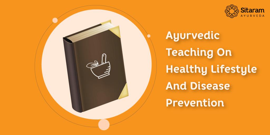 ayurvedic teaching