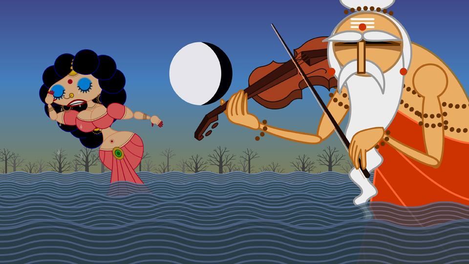 Aici Sita nu canta blues, ci da apa la soareci