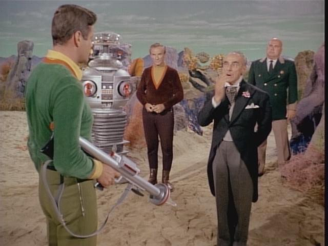 Image result for lost in space fritz feld