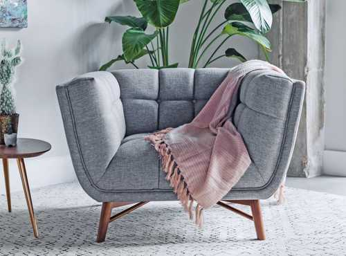 Zola Mid Century Modern Accent Chair