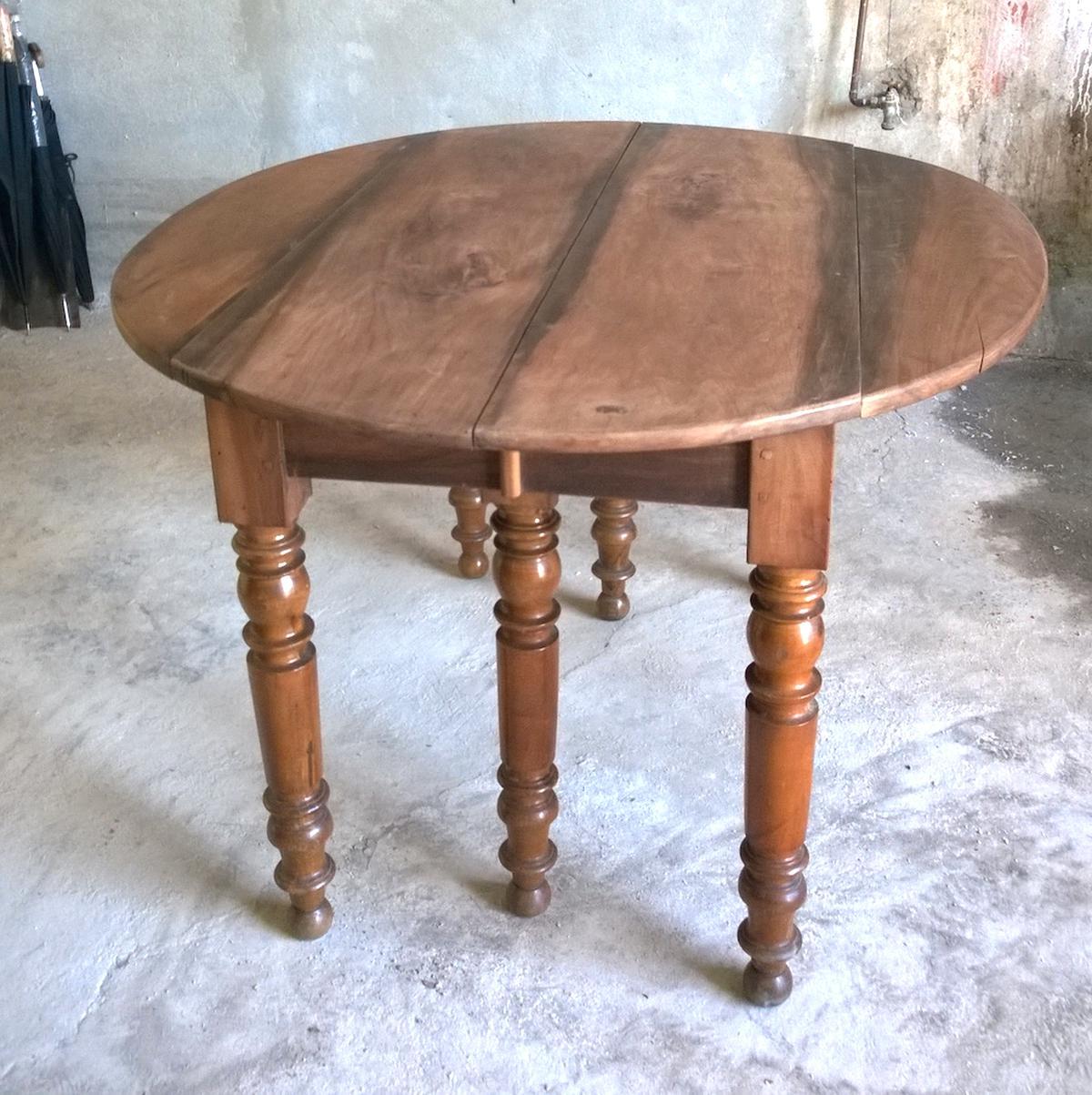 table ronde 6 pieds d occasion plus