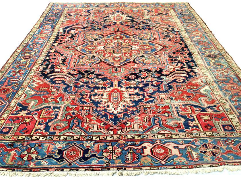 tapis persan ancien d occasion