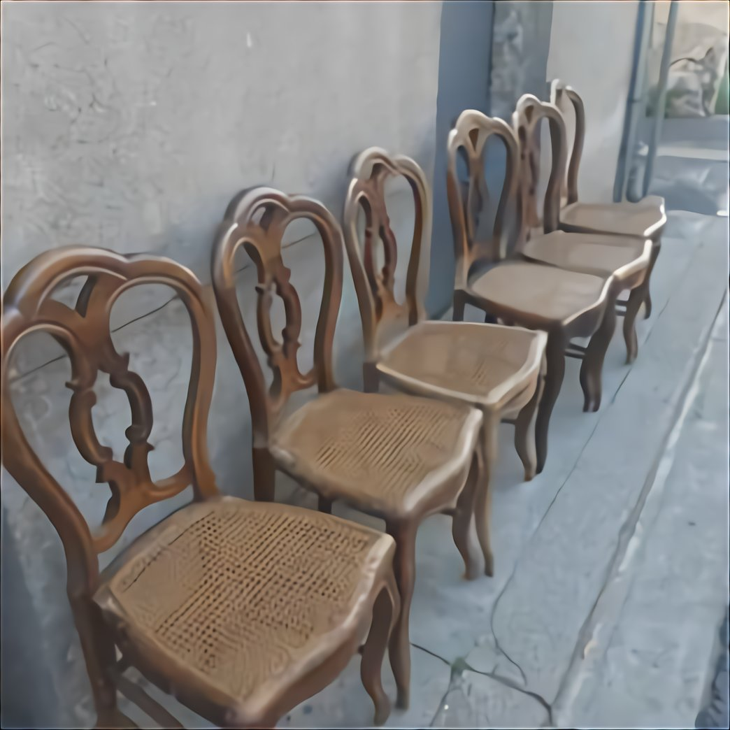 chaises cannees d occasion plus que 2