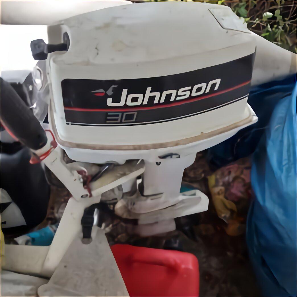 Moteur Johnson 40 Cv D Occasion Plus Que 3 A 60