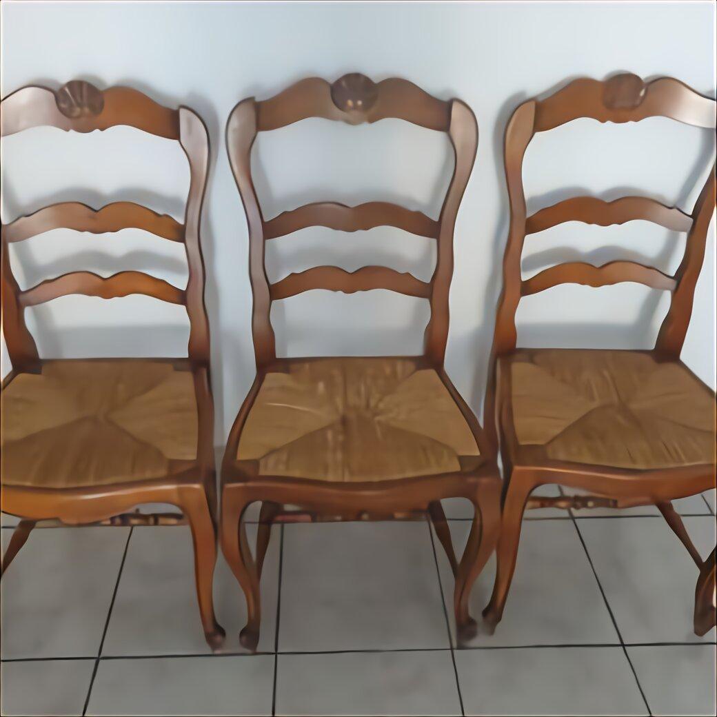 chaises bois assise paille d occasion