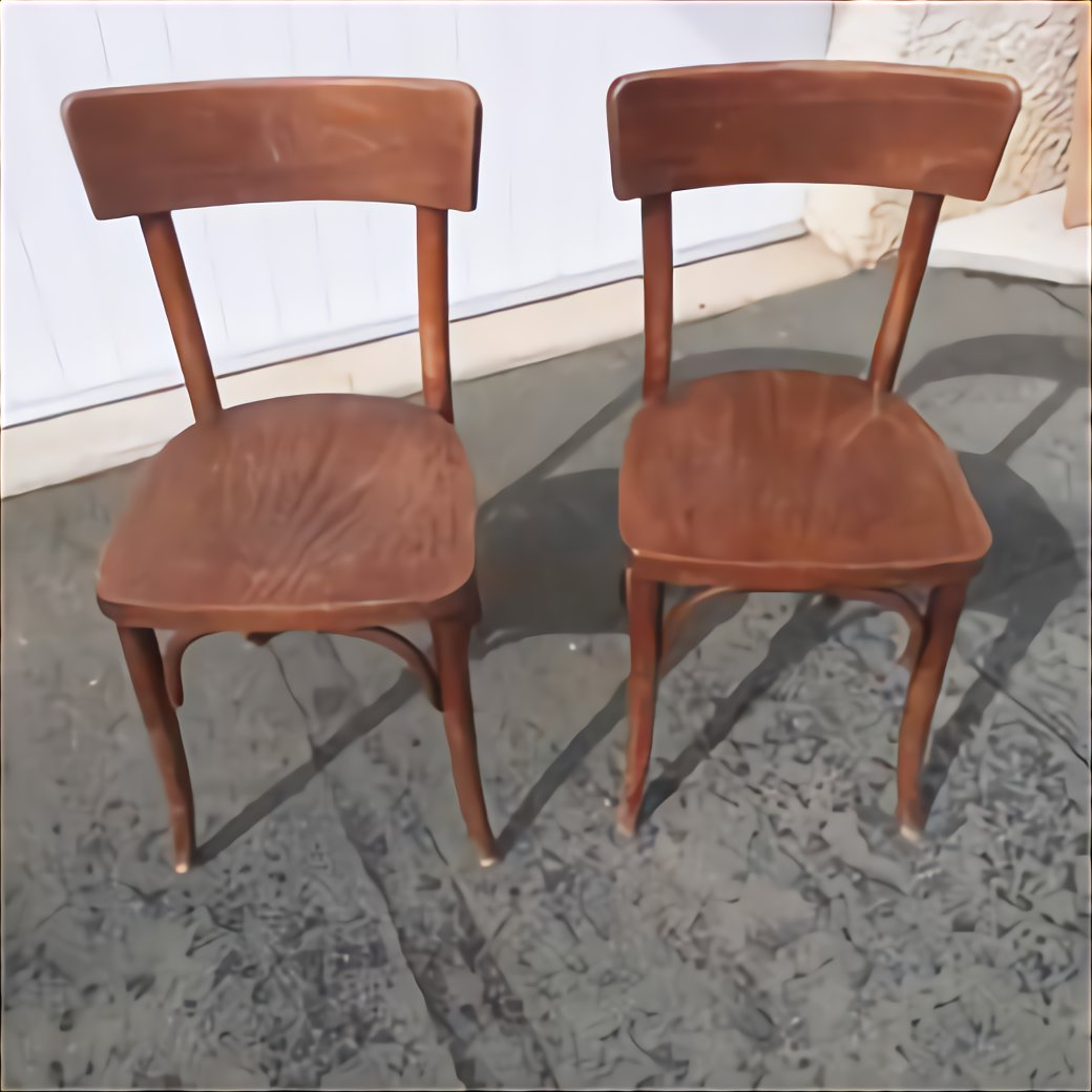 chaises bistrot thonet d occasion