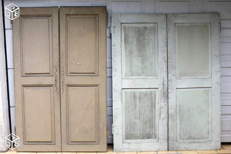 portes placard anciennes d occasion
