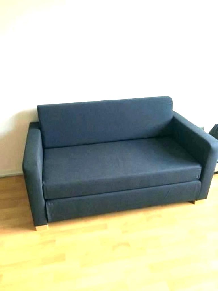 Ikea Canape 2 Places Convertible D Occasion
