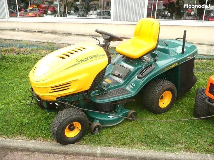 Tracteur Tondeuse 15 Cv D Occasion