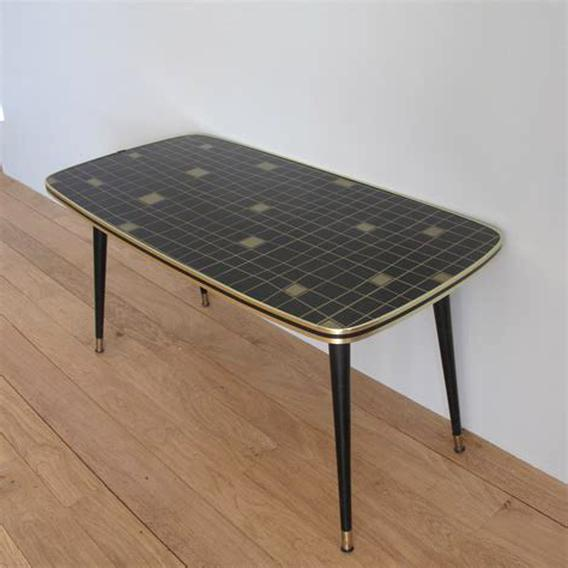vintage formica table basse d occasion