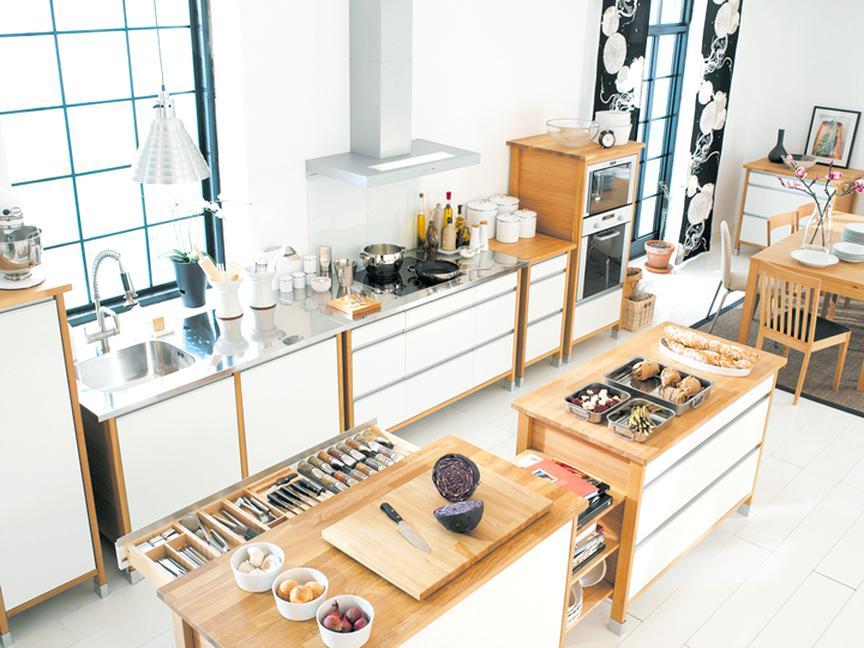 Meuble Cuisine Ikea Bravad