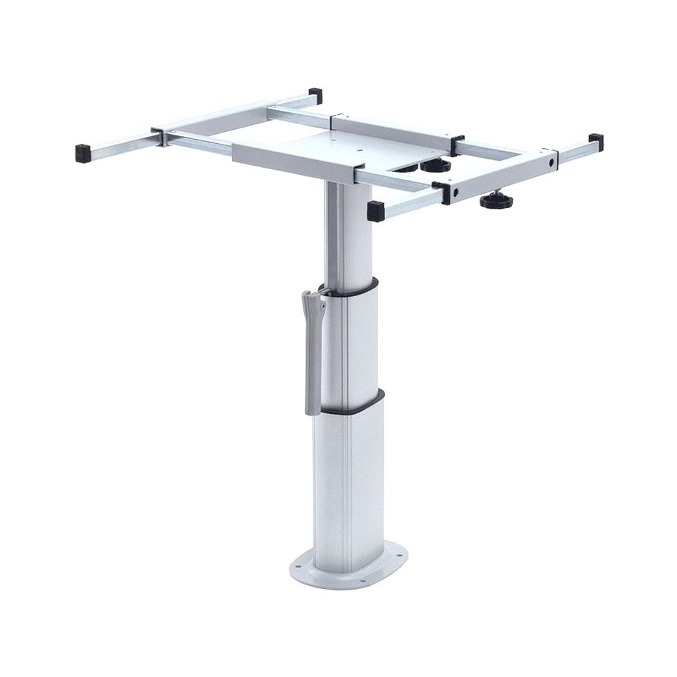 pied table reglable d occasion