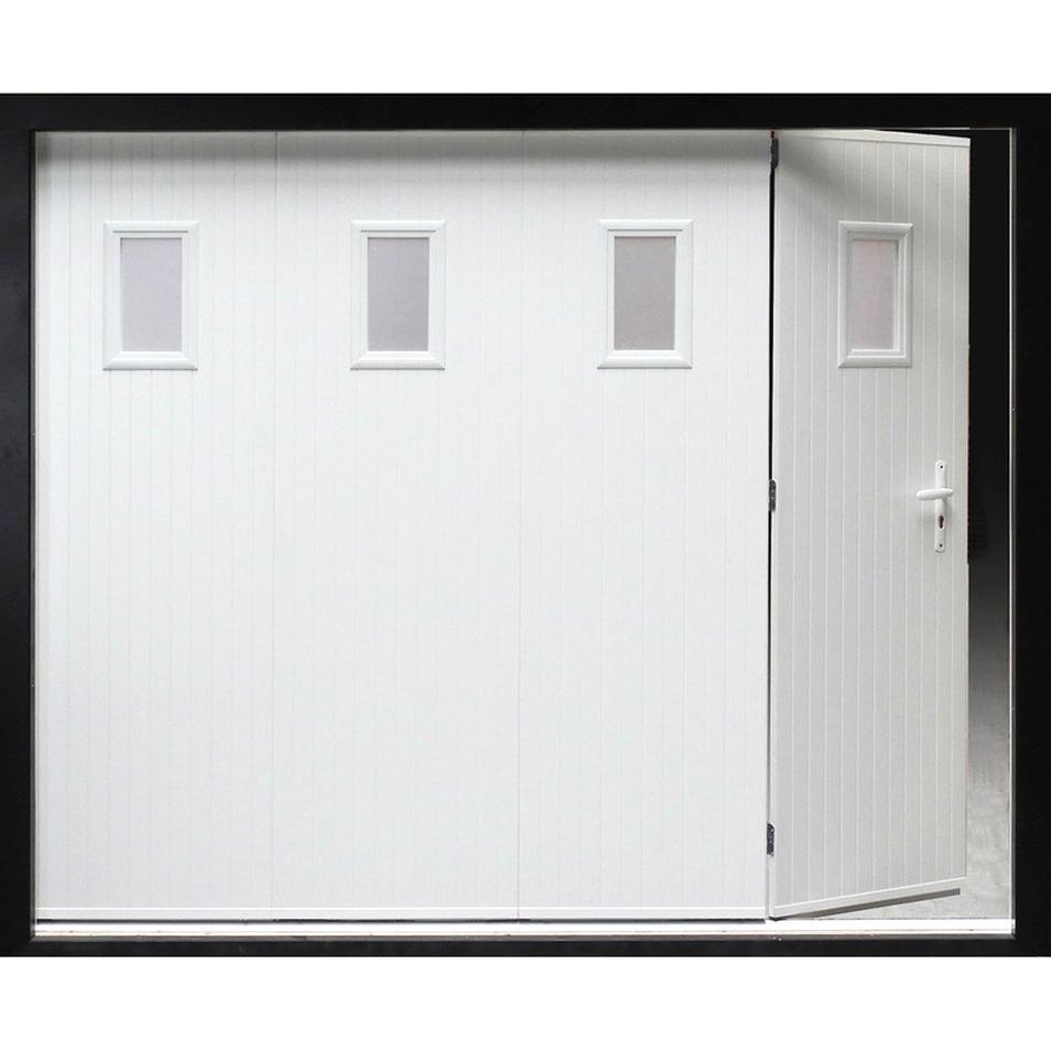 Porte Garage Coulissante D Occasion