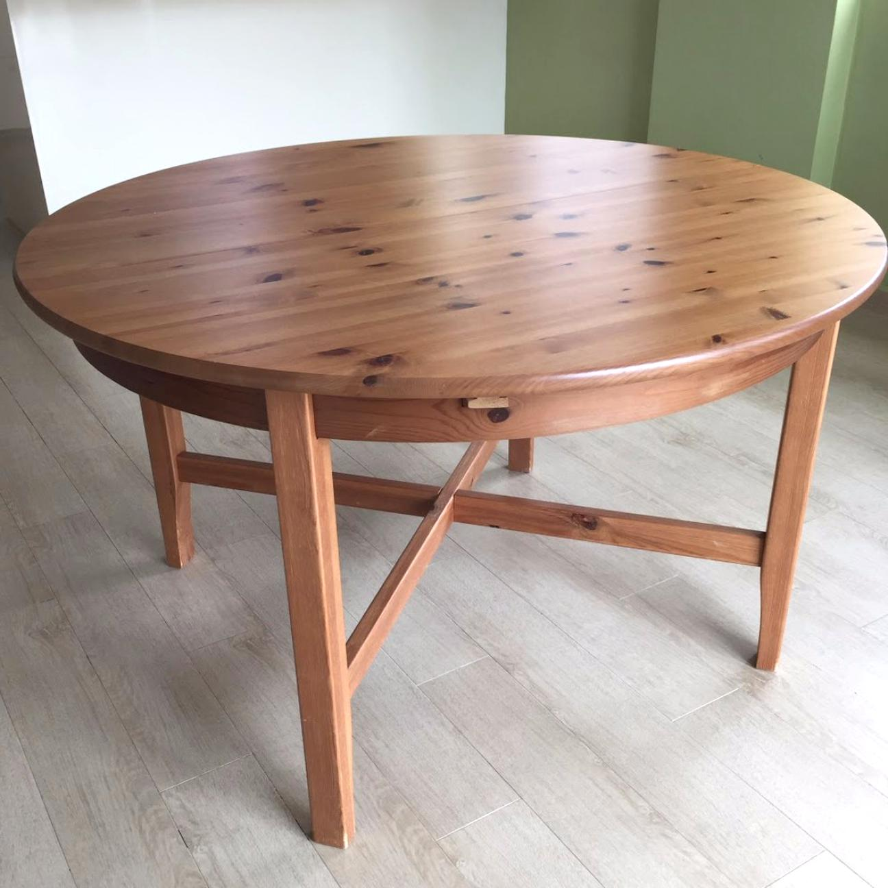 table leksvik ikea d occasion