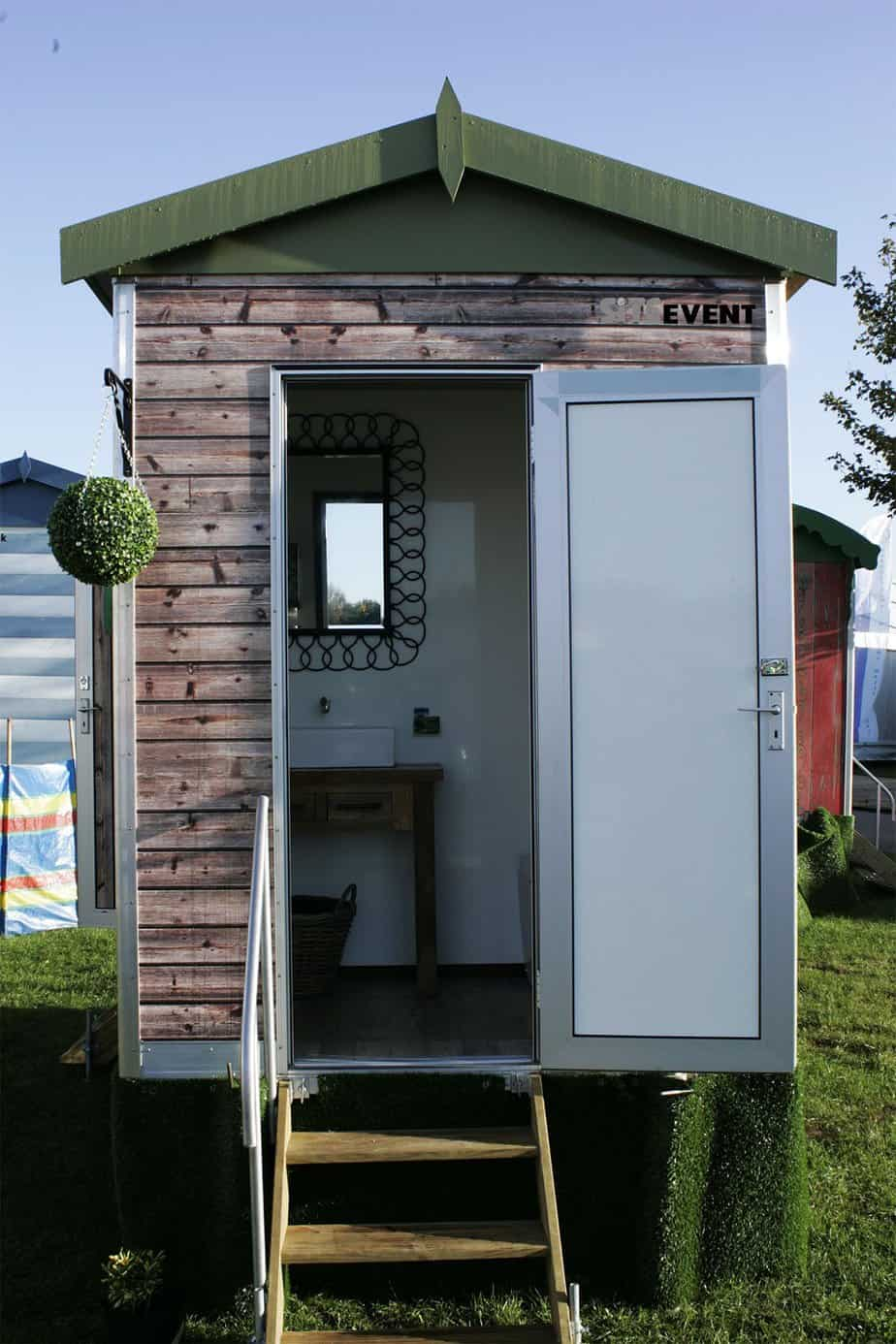Potting Shed Loo hire