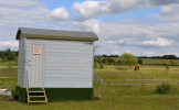Shepherds Hut Hire Toilet Trailer Luxury Unique