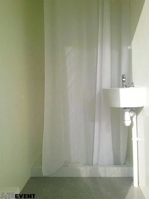 Shower Rental Inside