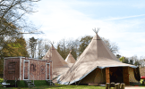 Horse Box Trailer & tipi W