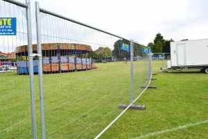 Heras Fencing Hire