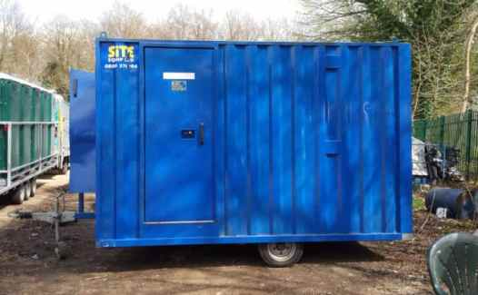 Second Hand Boss Cabins Welfare Units For Sale