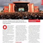 Recycling Rocks – Stand Out Magazine – October 2013