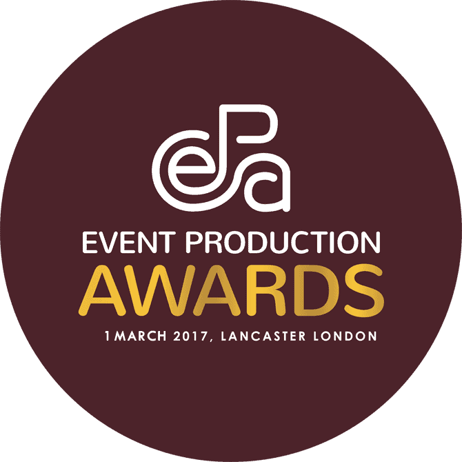 site event shortlisted for best toilets at the event production awards
