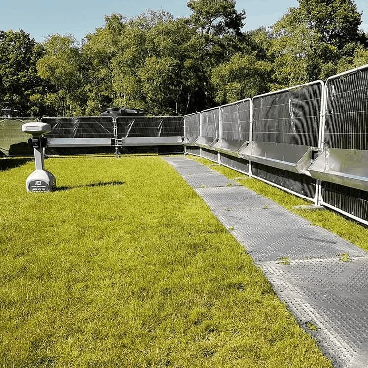 Urinal System For Large Events