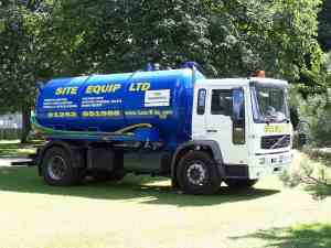 Product Spotlight: Waste Tank Hire
