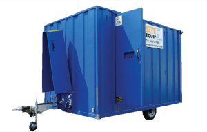 Construction Site Portable Loos - Welfare Unit