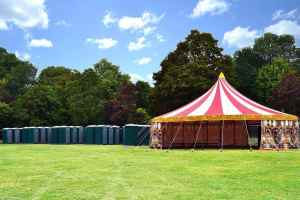 Portable toilet hire in Oxted