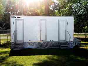 Portable Toilet Hire in Haywards Heath