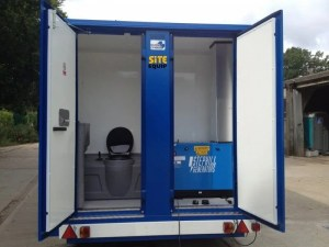 Site Equip Welfare Units