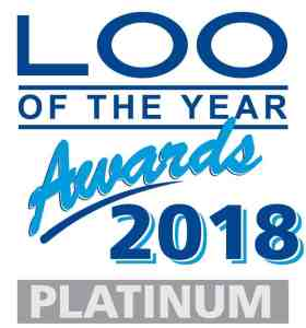 The Shabby Chic wins Loo of The Year