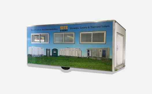 ticket booth hire