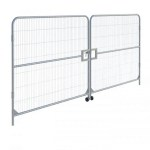 Vehicle Gate Fencing Hire