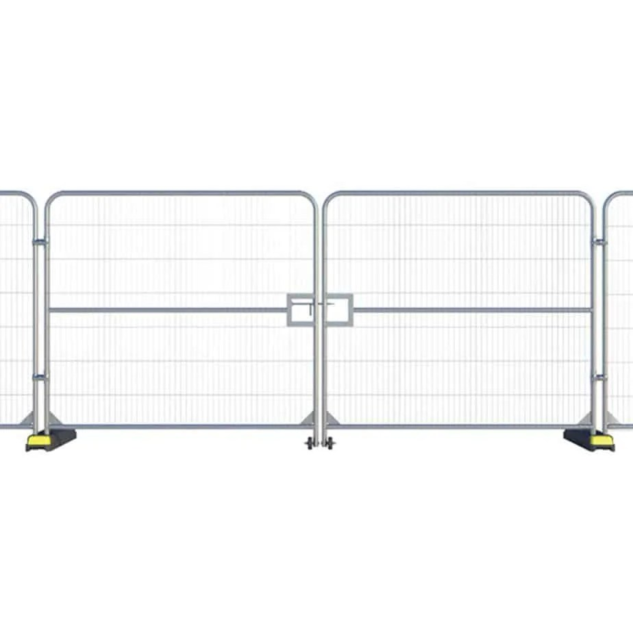 Vehicle Gate Fencing