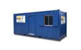 Anti Vandal Container 20ft