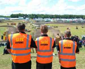 Large Scale Single Event Loos For Hire