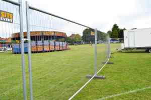 Fencing hire For Events