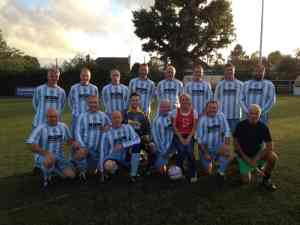 Site Equip Charity Football Match