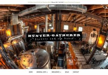 Hunter-Gatherer Brewery Alehouse