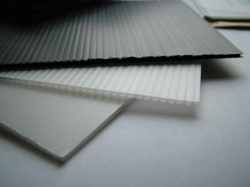 Correx Sheet Standard 4 X 4 12m X 12m 2mm
